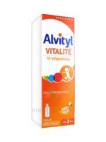 Alvityl Vitalité Solution buvable Multivitaminée 150ml à VITRE