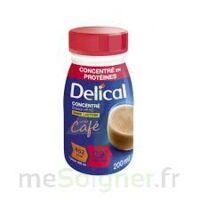 Delical Boisson Hp Hc Concentree Nutriment Café 4bouteilles/200ml à VITRE