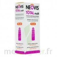 Neovis Total Multi S Ophtalmique Lubrifiante Pour Instillation Oculaire Fl/15ml à VITRE