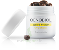 Oenobiol Solaire Intensif Caps peau sensible Pot/30 à VITRE