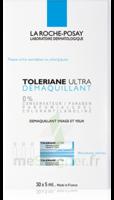 Toleriane Solution Démaquillante Yeux 2*30 Unidoses/5ml à VITRE