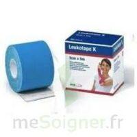 LEUKOTAPE K Sparadrap bleu 5cmx5m à VITRE