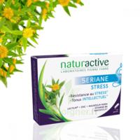 Seriane Stress Gélules B/30 à VITRE