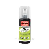 Cinq sur Cinq Zones Tempérées Lotion anti-moustique 100ml à VITRE