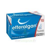 EFFERALGANMED 1 g Cpr eff T/8 à VITRE