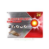 Nurofenplast 200 Mg Emplâtre Médic 4sach à VITRE