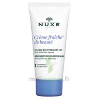 Crème Fraiche® De Beauté - Masque Hydratant 48h Et Anti-pollution50ml à VITRE
