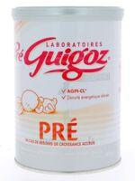 GUIGOZ LAIT PRE GUIGOZ EXPERT 400G à VITRE