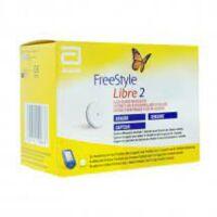 Freestyle Libre 2 Capteur à VITRE
