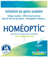 Boiron Homéoptic Collyre unidose à VITRE