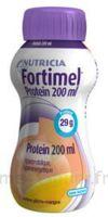 FORTIMEL PROTEIN SANS LACTOSE, 200 ml x 4 à VITRE
