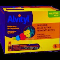 Alvityl Resist Solution Buvable 8 Fioles à VITRE