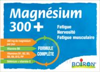 Boiron Magnésium 300+ Comprimés B/80 à VITRE
