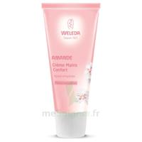 Weleda Crème Mains Confort à L'amande 50ml à VITRE