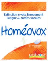 Boiron Homéovox Comprimés à VITRE