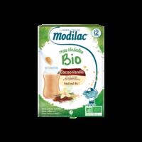 Modilac Céréales Farine Cacao Vanille Dès 12 Mois B/250g à VITRE