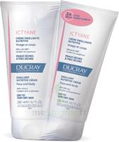 Ducray Ictyane Crèmes Duo 2 X 200ml à VITRE