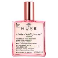Huile Prodigieuse® Florale - Huile Sèche Multi-fonctions Visage, Corps, Cheveux 100ml + Parfum Floral