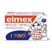 Elmex Duo Dentifrice Enfant, Tube 50 Ml X 2 à VITRE