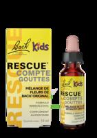Rescue® Kids Compte-gouttes - 10 Ml à VITRE