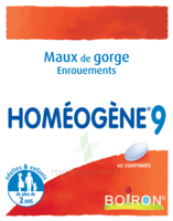 Boiron Homéogène 9 Comprimés à VITRE