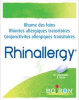 Boiron Rhinallergy Comprimés B/40 à VITRE