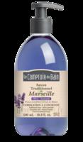Le Comptoir Du Bain  Savon Traditionnel De Marseille Olive-lavande 500ml à VITRE
