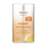 Weleda Duo Soin Des Lèvres Everon® 9,6ml à VITRE