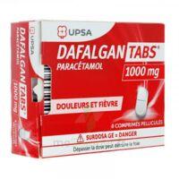 Dafalgantabs 1 G Cpr Pell Plq/8 à VITRE