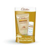 Rogé Cavaillès Nutrissance Pocket Crème Mains Douceur + Baume Lèvres Réparateur 30ml + 5,5g Edition Limitée à VITRE