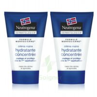 Neutrogena Crème Mains Hydratante Concentrée 2t/50ml