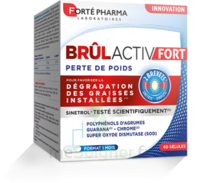 Forte Pharma Brulactiv Fort Gélules B/60 à VITRE
